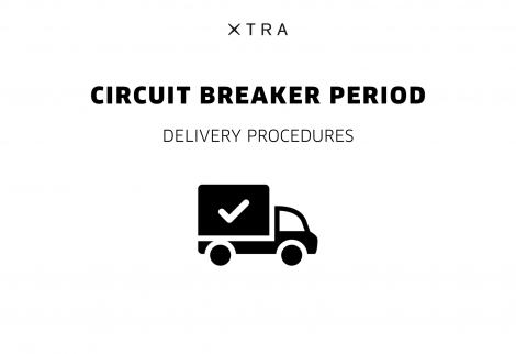 CIRCUIT BREAKER_ DELIVERY PROCEDURES