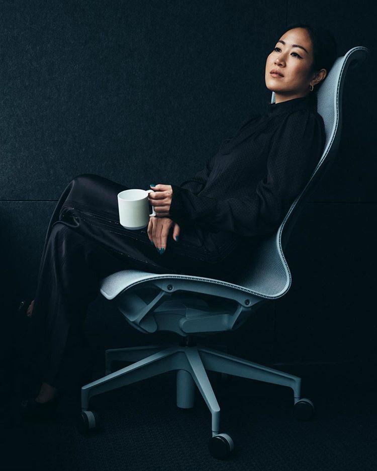 Cosm Highback Chair