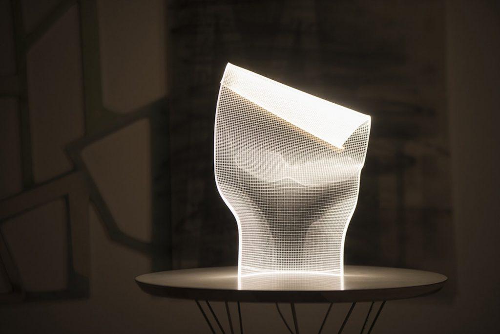 Parachilna Gweilo Table Lamp