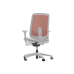 Verus Chair – Poppy Mineral Back